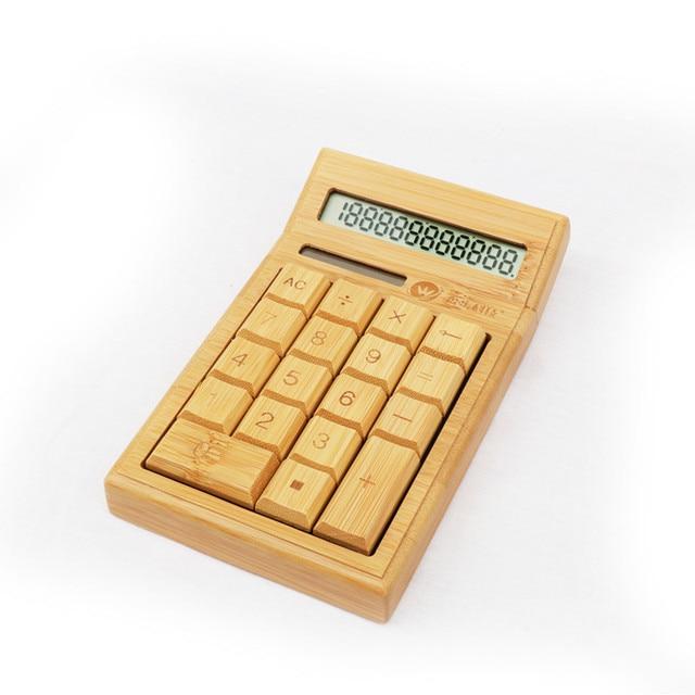 calculatrice écologique