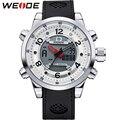 Nuevo WEIDE Relogio masculino Al Aire Libre Relojes Deportivos Para Hombres Cuarzo Multímetro Digital de la Marca de Lujo Reloj de Buceo 30 Metros A Prueba de agua