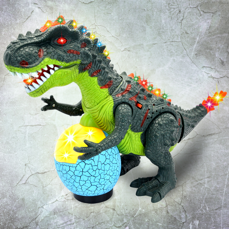 Giganotosaurus Realistic Dinosaur Toys Action Figure Animal Model Collection & Electronic Dinosaur Toys For Children Gifts