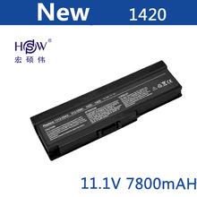 Laptop Battery FOR Dell Inspiron 1420 Vostro 1400 for Dell 312-0543 312-0580 312-0584 312-0585 451-10516 451-10517 WW116 9cells free shipping 0449tx 0ntg4j 0prw6g 312 8479 oprw6g prw6g t1g6p original laptop battery for dell vostro v13 v130 v1300 v13z 30wh