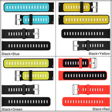 Double Color Silicone Wrist Band for Smart Watch
