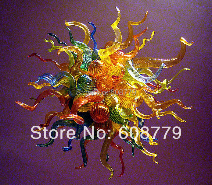 elegant colorful pure blown glass modern italian chandelierschina mainland chandelier modern italy blown glass