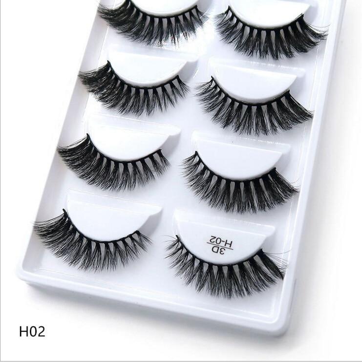50 100 caixa 3d vison cabelo natural