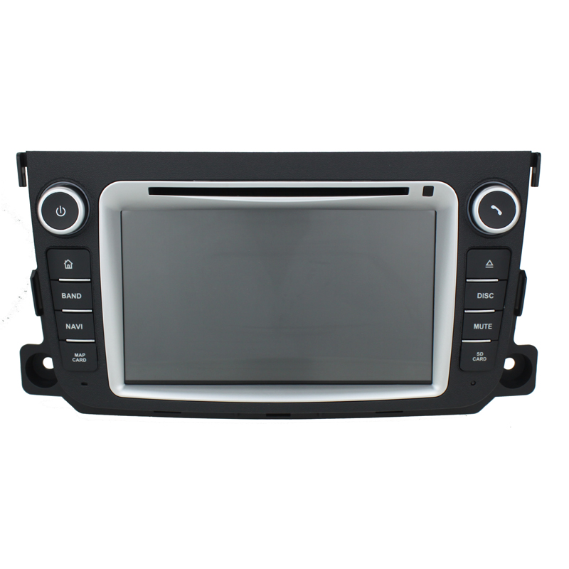 PX6 Hera Core DSP Android 9 Car DVD Player For Mercedes Benz Smart 2012-2014 4G+64G Radio Multimedia GPS Navigation FM AM RDS