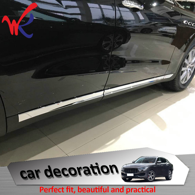 Loyalty For Maserati Levante 2016 2017 Exterior Door Bottom Side