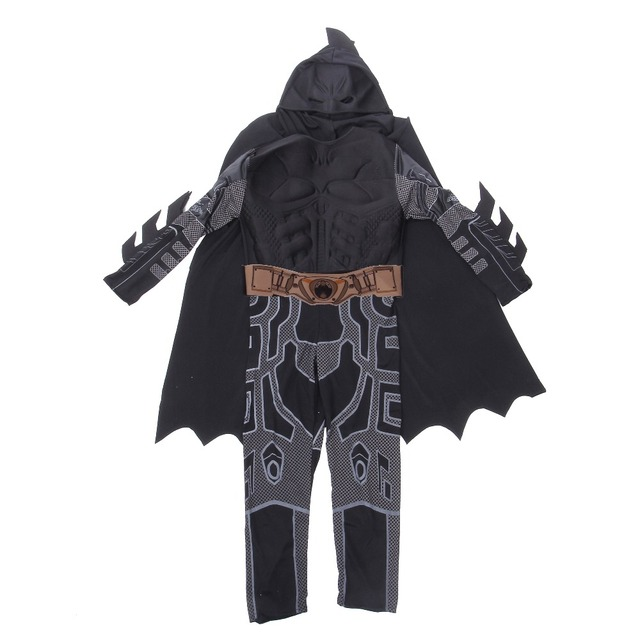 Full Batman Costume for Boys