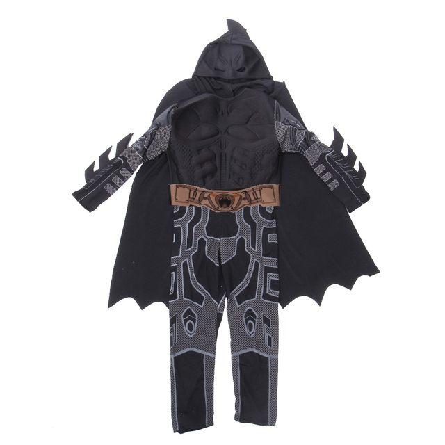 New Arrival Kids Deluxe Muscle Dark Knight Batman Child Halloween Party Fancy Dress Boys Superhero Carnival Cosplay Costume  sc 1 st  Aliexpress & Online Shop New Arrival Kids Deluxe Muscle Dark Knight Batman Child ...
