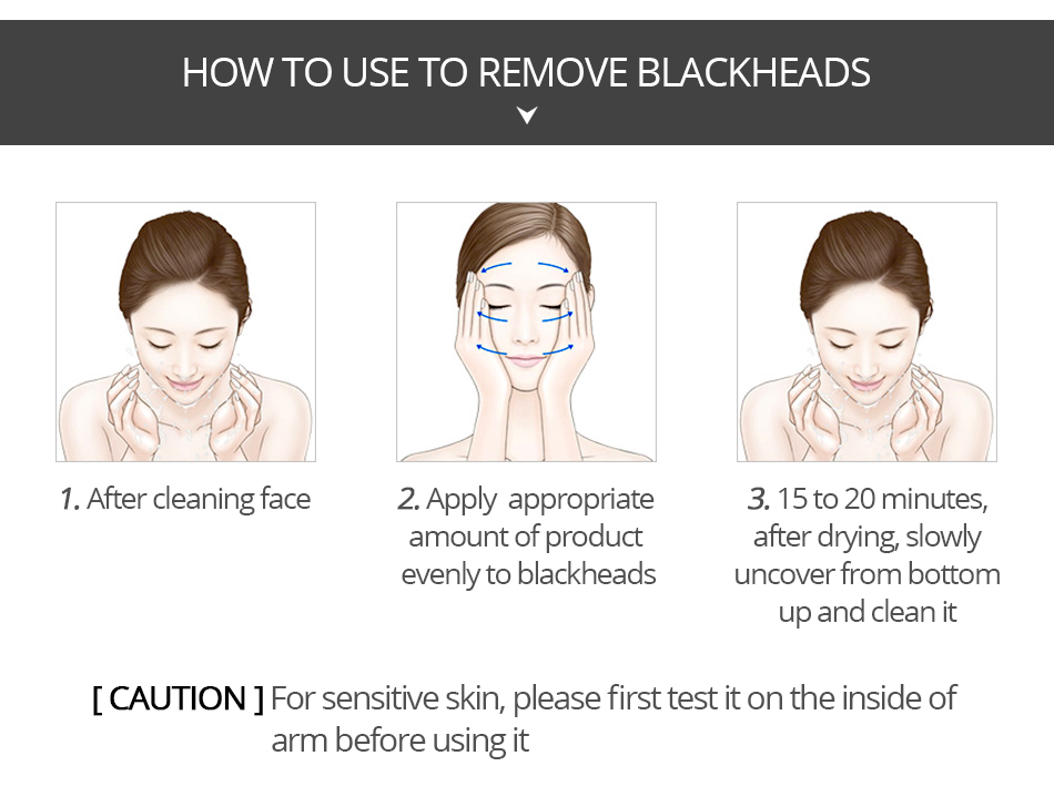 VIBRANT GLAMOUR New Blackhead Remover Nose Mask Pore Strip Black Mask Peeling Acne Treatment Black Deep Cleansing Skin Care 13