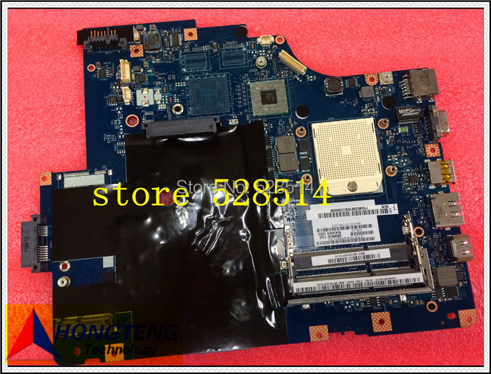 NAWE6 LA-5754P Laptop Motherboard for Lenovo G565 Z565 AMD SOCKET S1 integrated DDR3 11S6903 100% tested OK