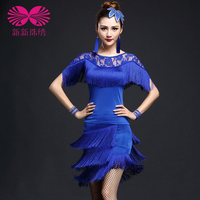 Trajes de baile para niños mujeres Tango vestido venta nuevo Latino danza  mujeres Salón rumba Cha 20b0e8c8bc4