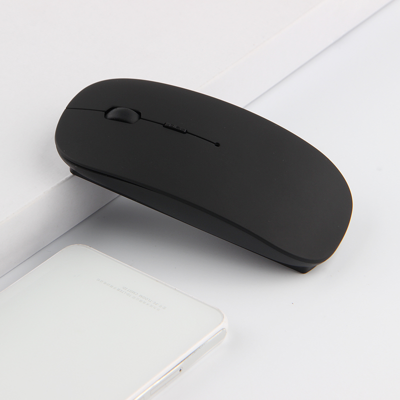HUWEI Bluetooth Mouse For Samsung Galaxy S8 S9 S8+ S9+ S10 Plus S6 S7 Edge S4 S5 Mobile Phone Wireless Mouse Rechargeable Mouse