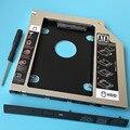 Новый 2-й кэдди 9.5 мм универсальный SATA SATA жесткий диск адаптер для ноутбуков CD DVD оптический отсек жесткий диск кэдди
