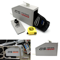 For BMW R1200GS LC ADVENTURE Tool Box Decorative Box Toolbox 5 Liter for Left Side Bracket R1200 GS GSA 2014 2015 2016 2017 2108