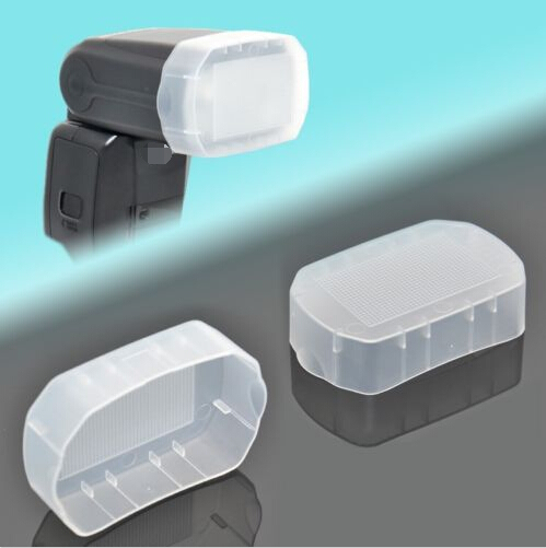 Free Shipping FC-600EX-RT 600EX Flash Bounce Diffuser Soft Cap Cover Box For Canon Speedlite 600EX-RT 600ex