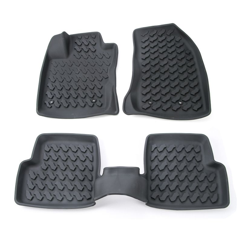 Aliexpress Buy Black Rubber Car Mat for Jeep