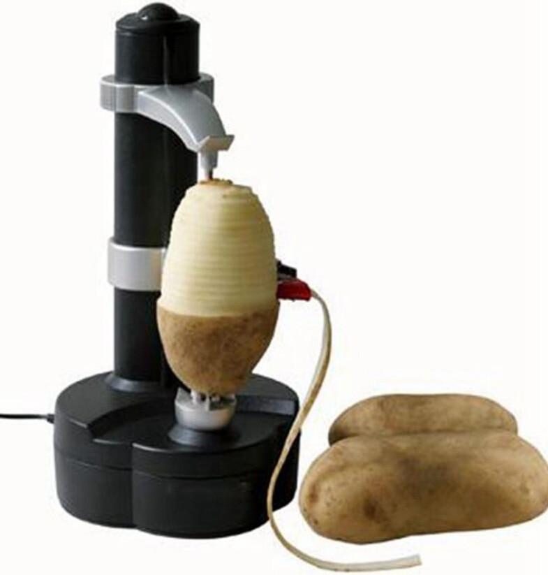 Electric Vegetable Potato Skin Peeler For Apple Fruit