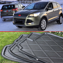 For Ford Kuga Escape 2013 2014 2015 2016 Rubber Foam Trunk Tray Liner Cargo Mat Floor Protector