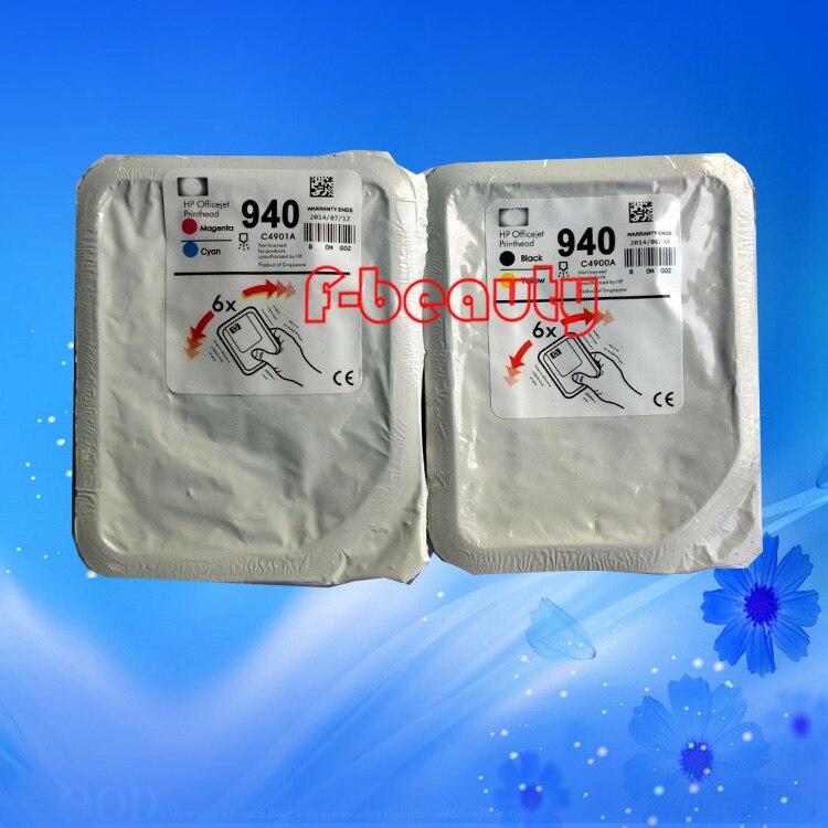 High Quality original new HP940 940 C4900A C4901A Print Head Compatible For HP 8500 8000 printhead for hp 940 c4900a c4901a printhead print head for hp pro 8000 a809a a809n a811a 8500 a909a a909n a909g 8500a a910a a910g a910n