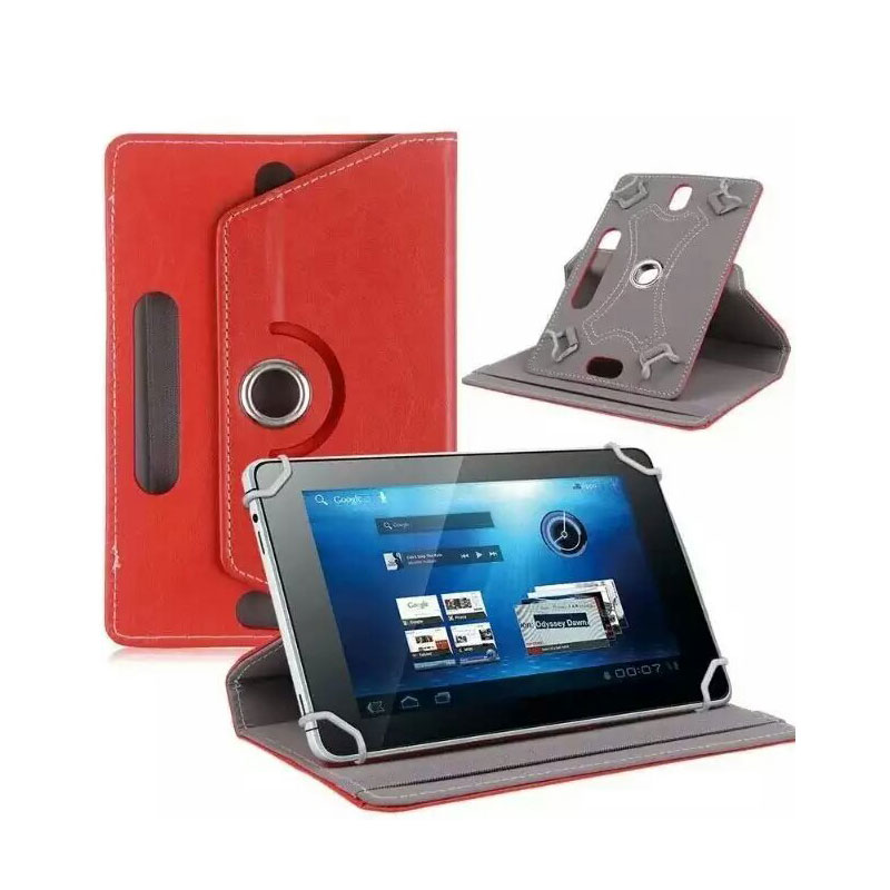 For TurboPad 1014/1013 10.1Inch 360 Degree Rotating Universal Tablet PU Leather cover case