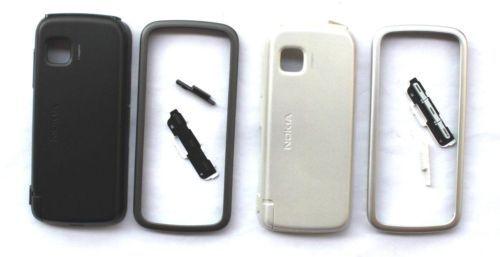 Новый Полный Крышку Корпуса Чехол с Клавиатурой для Nokia 5230