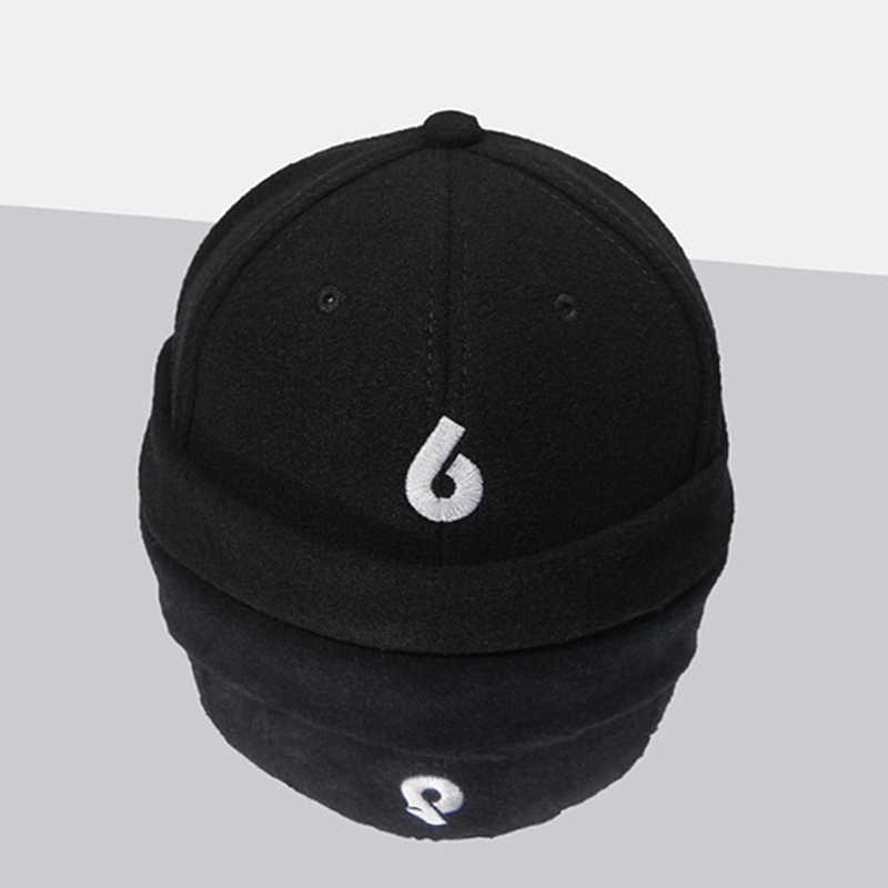 f06847bb33c Men Women cap 6 hip hop streetwear kanye west fear of god casual cotton hat  winter