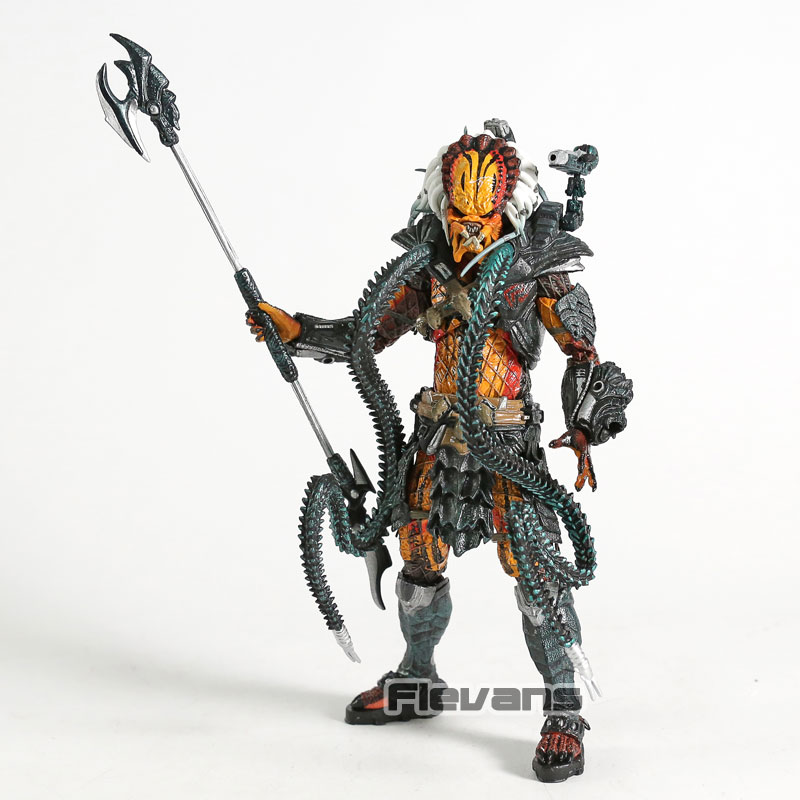 Image 1 - NECA Predator Clan Leader Dexlue Ver. Ultimate Action Figure Collectible Model ToyAction & Toy Figures   -