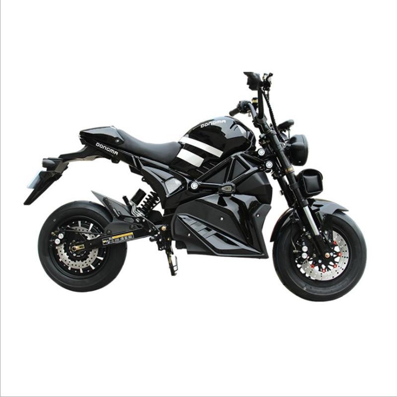 Moto vélo électrique citycoco scooter électrique 60 km 2000 W batterie au lithium 72V20A ault motos électriques e vélo
