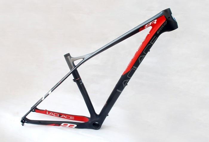 New Arrival full carbon fiber 29er mountain bicycle frame bike frame