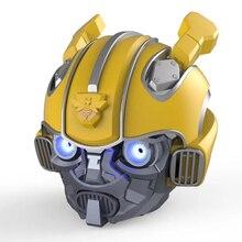 Các Biến Hình Điện Thoại Di Động Loa Bluetooth Bumblebee Bluetooth Loa Siêu Trầm Với FM Hỗ Trợ TF Cho Điện Thoại Tặng