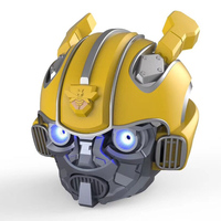 The Transformers Mobile phone Speakers Bluetooth Bumblebee Bluetooth Speaker Subwoofer With FM Support TF For Phone Gift