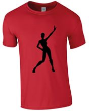 fort Starpower Inspired Mens Tee T-Shirt Free shipping Harajuku Tops t shirt Fashion Classic Unique t-Shirt