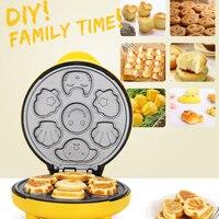 Egg Electrical Waffle Iron Sandwich Maker Cookies Cake Machine Baking Small Baking Waffle Breakfast Baking Children For donuts