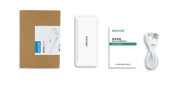 10000mah 18650 power bank original 7