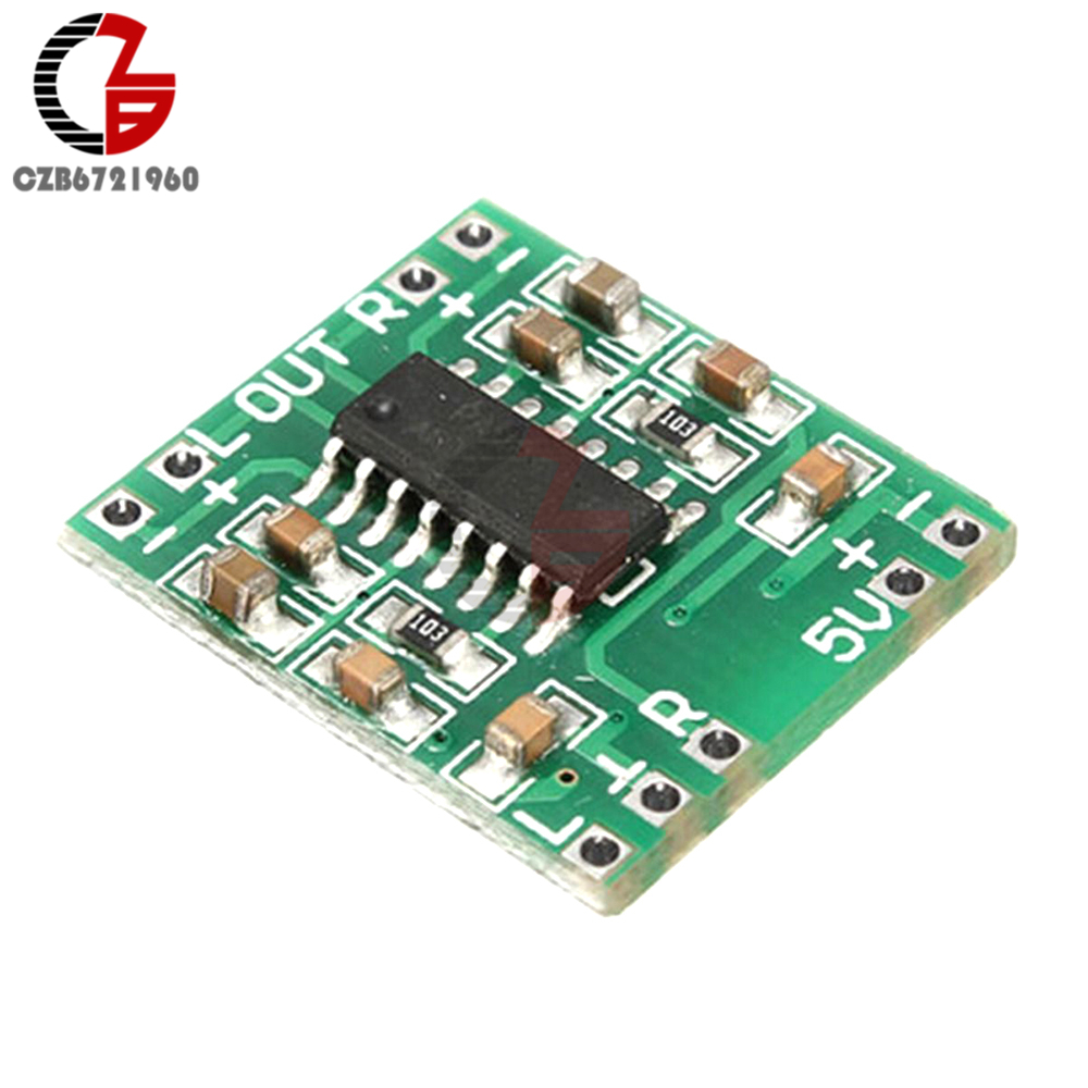 2x3W 2 Channel Mini Digital Power Amplifier Board PAM8403 Class D Stereo Audio Amplifier Module 5V USB Power Supply for Arduino 5v 2 channel ir relay shield expansion board module for arduino with infrared remote controller