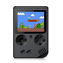 Colorful screen Retro nostalgic game console 168 categories Russia Handheld Game Player children