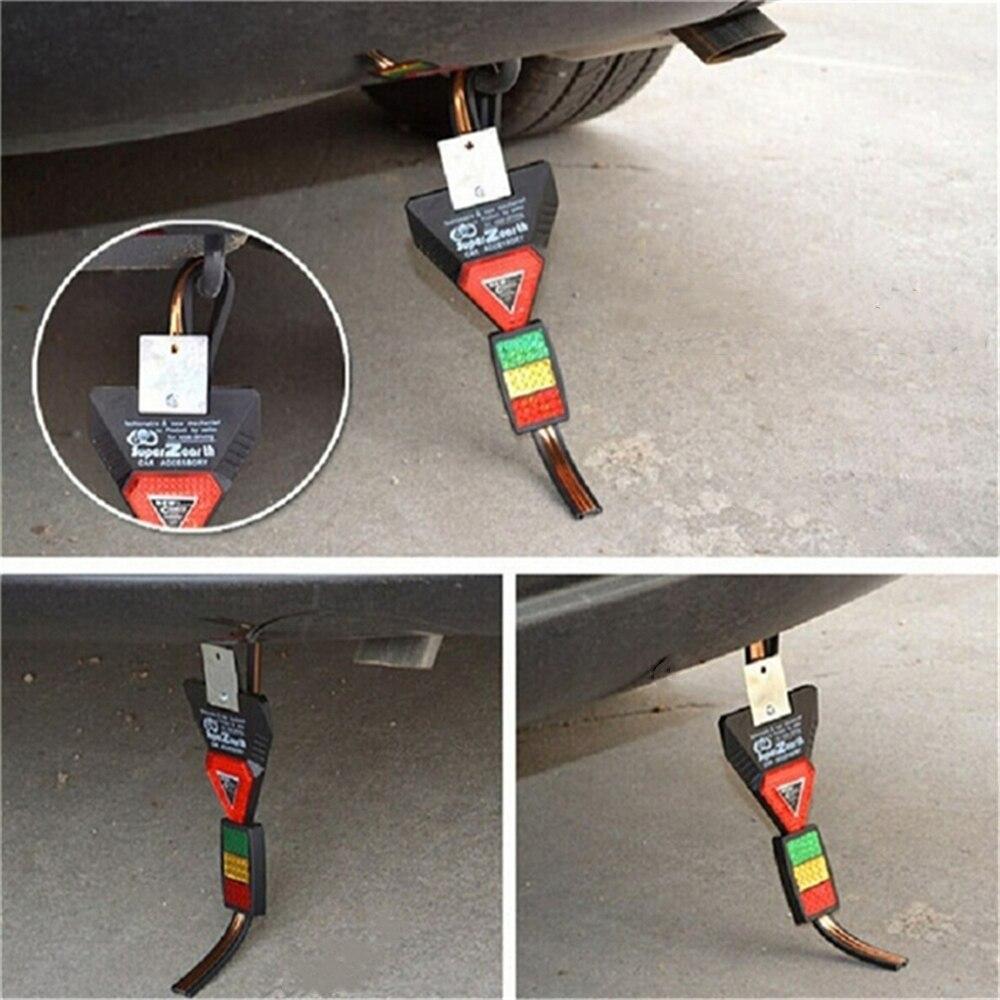 Car Earth Belt Static Elimination Ground Wire Strap Vehicle Safe Anti Static Reflective Strip For Accord Honda Kia Skoda