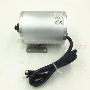 Image 2 - 1500ワット48ボルトブラシレス電気dcモータ1500ワット電動スクーターbldcモータbomaブラシレスモータw/取付ブラケット(スクーターパーツ)