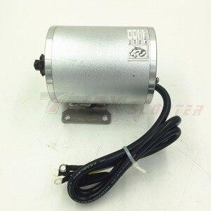 Image 2 - 1500 W 48 V Brushless BOMA Elettrico del Motore di CC 1500 W Scooter Elettrico Motore BLDC Brushless Motor w/Montaggio staffa (Scooter Parts)
