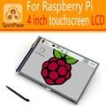 Raspberry Pi 3 modelo B/2B/B +/A +/B 4 polegada IPS Display LCD módulo 480*320 Touchscreen