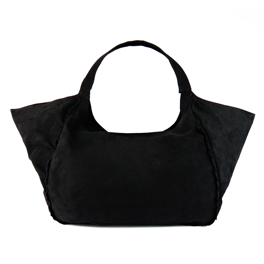 Compare Prices on Black Suede Tote- Online Shopping/Buy Low Price ...