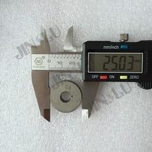 1PCS Roller 0.6 0.8mm for  Light Duty Mig Welder Wire Feeder Motor MIG-195 Mig Welder