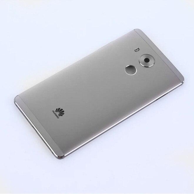 imágenes para Huawei Mate8 Oficial Original de Metal Caso de la Cubierta para Huawei Mate 8 Trasera Cubierta de la Batería de piezas de Repuesto