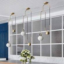 Подвесной светильник в стиле ретро, для ресторана, подъемный светильник, промышленный креативный шкив, подвесной светильник для столовой, бара, кухни, дизайнерский светодиодный светильник s