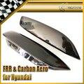 Carro-styling Para Hyundai Genesis Coupe Rohens 2009 Fibra De Carbono Spat Rear