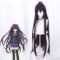 Anime Date A Live 3 Cosplay Wigs Princess Yatogami Tohka Cosplay Heat Resistant Synthetic Wig Halloween Carnival Party