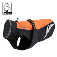 Truelove Waterproof Dog Winter Coat Vest Outdoor Reflective Walking Warm Pet Jacket Clothes For Large Small Dogs in stock Hot