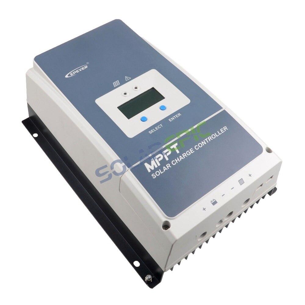 Tracer AN 100A Epever MPPT Solar Charge Controller 100A 12V/24V/36V/48V  Battery Power Regulator Max PV Input 150V or 200V CE