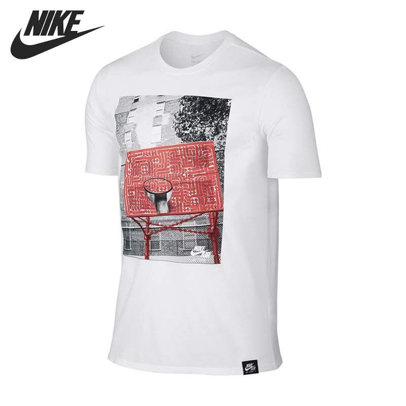 ФОТО Original New Arrival  NIKE AF1 PHOTO ROSTARR TEE Men's T-shirts short sleeve Sportswear