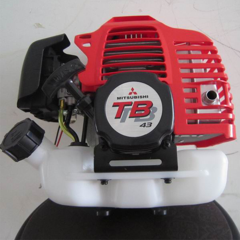 цена на Two Stroke Petrol Engine TB43 Lawn Mower Engine Lawn Mower 43cc Brush Cutter Gasoline Engin For Scooter / Brush Cutter