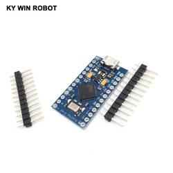 Про микро ATmega32U4 5 В 16 мГц заменить ATmega328 для Arduino Pro Mini
